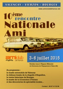 10e Nationale Ami 2015