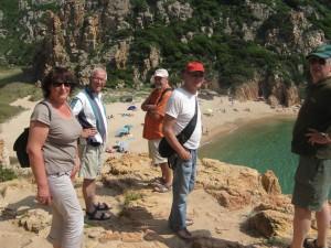 Tour de Sardaigne - juin 2013