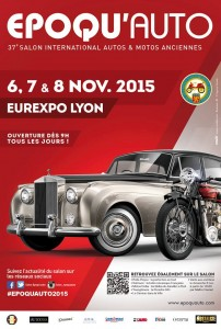 Salon Epoqu'Auto 2015