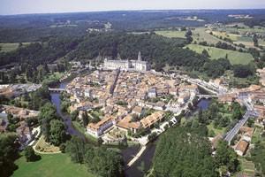 Le village de Brantôme