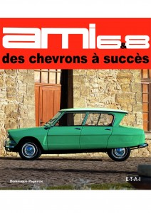 Citroën Ami 6 & 8, des chevrons à succès