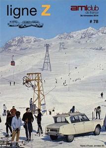 Ligne Z n° 78 - décembre 2014