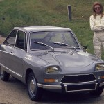 Citroen M35 Amiclub de France