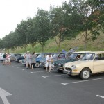 """Sur la parking """"La Française (de mécanique)"""" à Vierzon"""